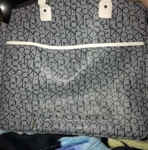 Calvin Kline luggage bag